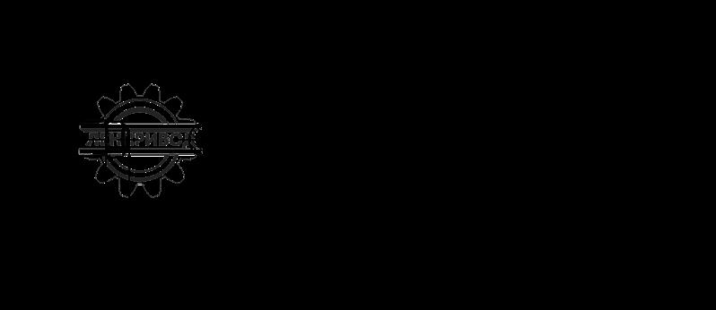 Размеры валов В-125Ф
