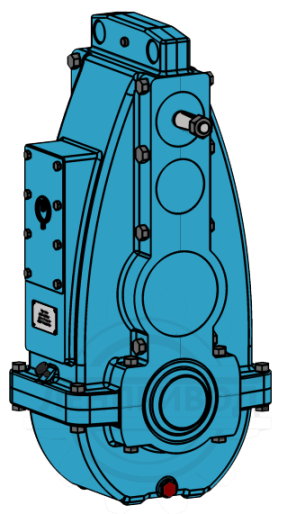 Редуктор В-200