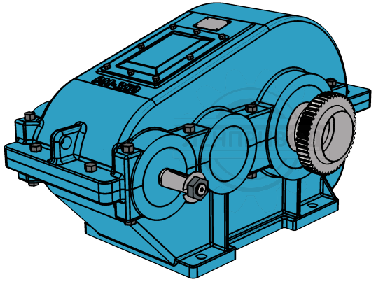 Редуктор РМ-350