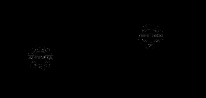 Редуктор 2ЧМ-80 с фланцем (размеры)