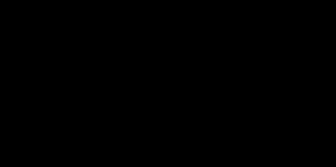 Полый шлицевой выходной вал редуктора 2ЧМ-80