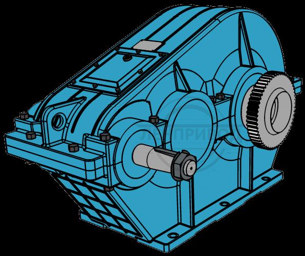 Редуктор РМ-500